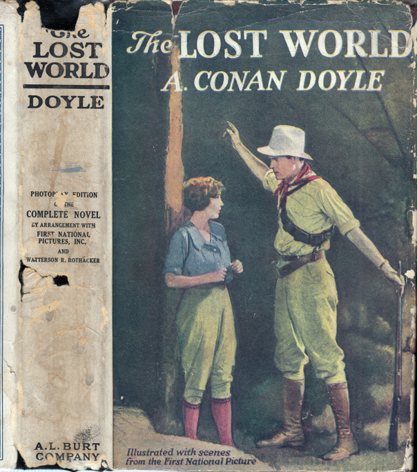 The Lost World. Sir Arthur Conan DOYLE