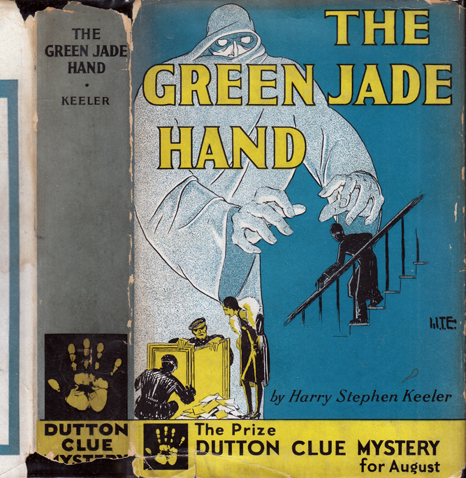 The Green Jade Hand [BIBLIO-MYSTERY]. Harry Stephen KEELER