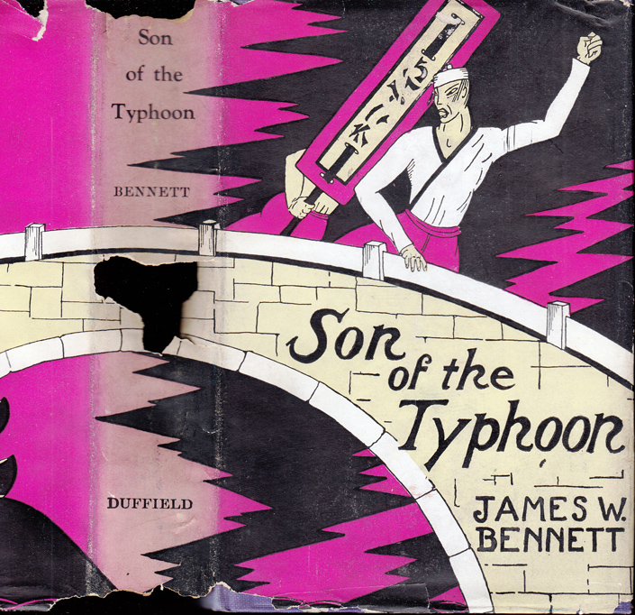 Son of the Typhoon. James W. BENNETT