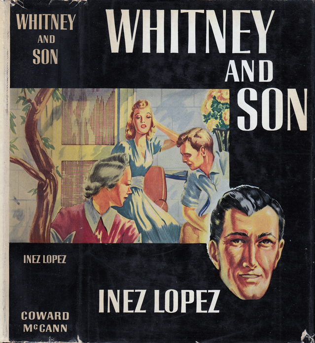 Whitney and Son. Inez LOPEZ