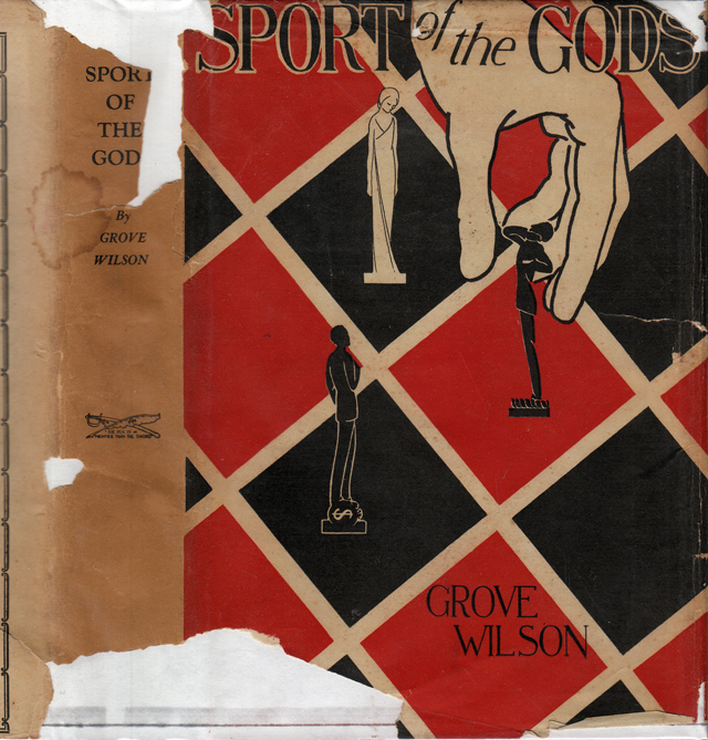 Sport of the Gods. Grove WILSON