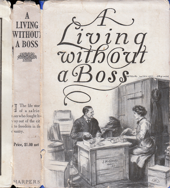 A Living Without a Boss. ANONYMOUS