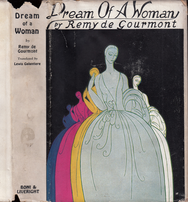 Dream Of A Woman. Remy DE GOURMONT