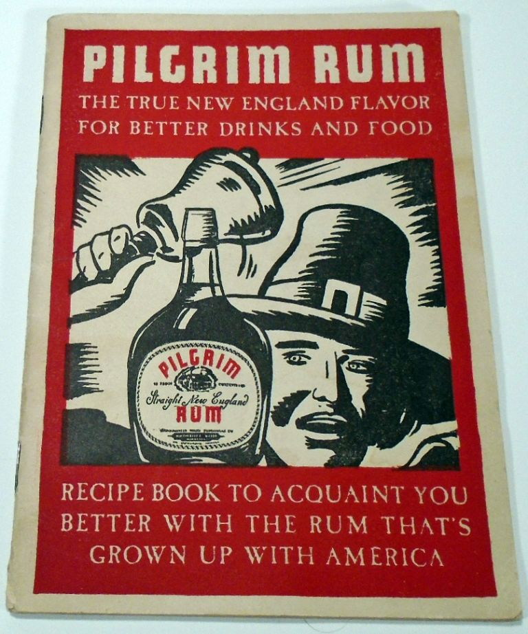 Pilgrim Rum Recipe Book [Cocktails]. FLEISCHMANN