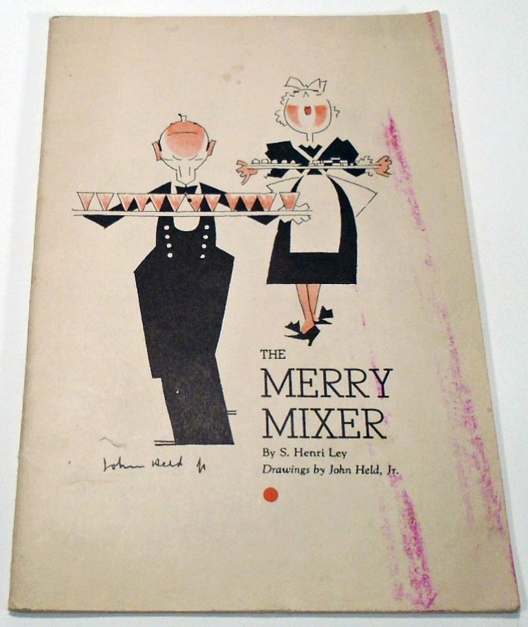 The Merry Mixer. S. Henri LEY, John HELD JR