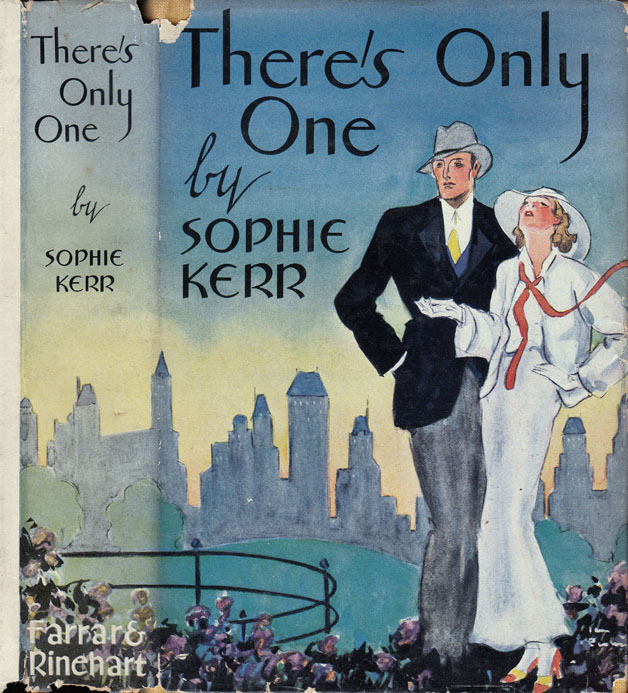 There's Only One [SIGNED AND INSCRIBED]. Sophie KERR.