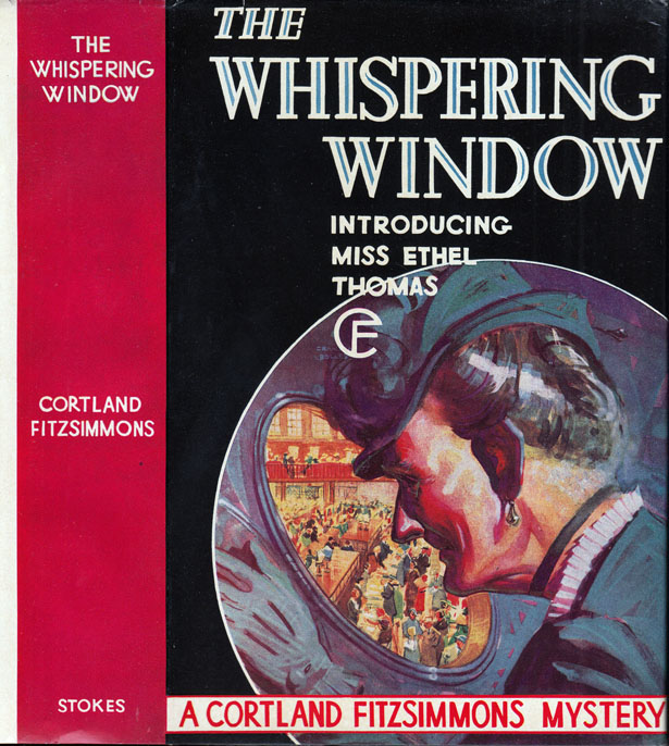 The Whispering Window. Cortland FITZSIMMONS.