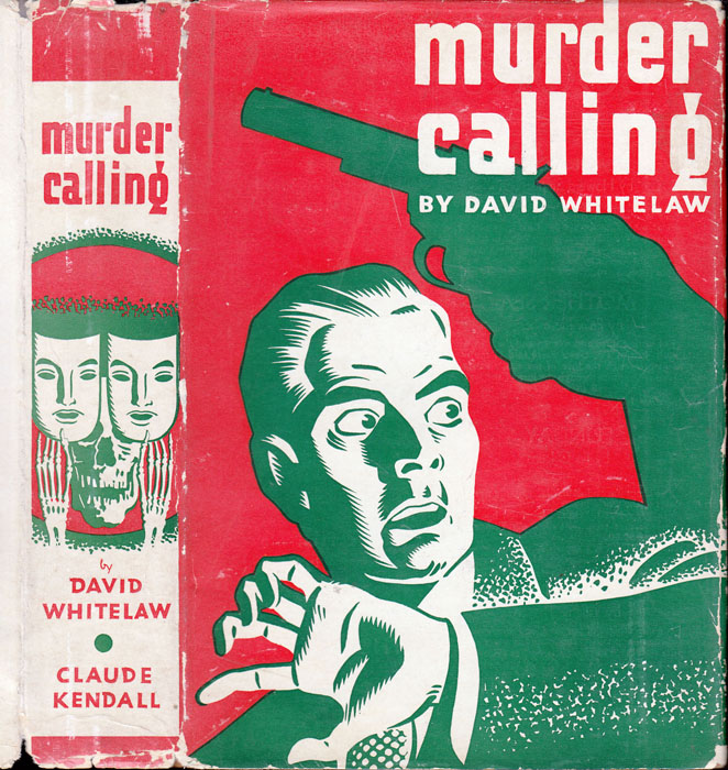 Murder Calling. David WHITELAW.