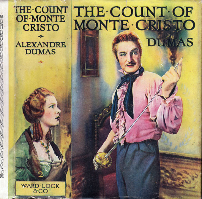 The Count of Monte Cristo. Alexandre DUMAS.