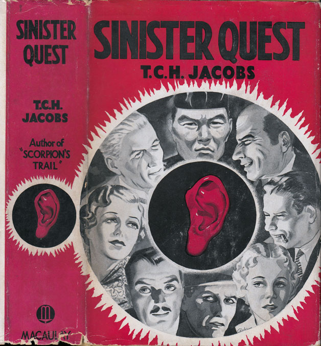 Sinister Quest. T. C. H. JACOBS.