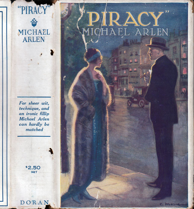 Piracy. Michael ARLEN
