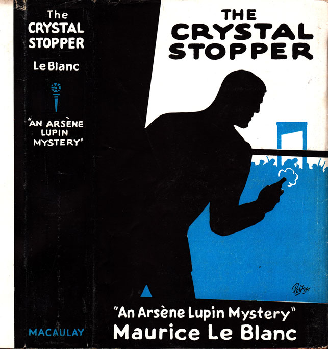 The Crystal Stopper. Maurice LEBLANC.