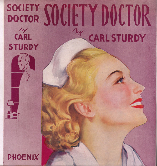 Society Doctor. Carl STURDY.