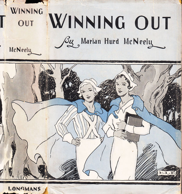 Winning Out. Marian Hurd MCNEELY.