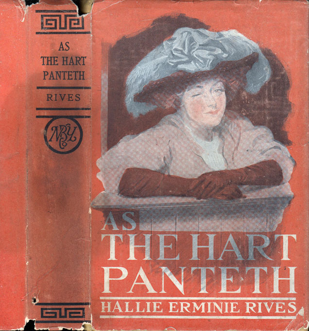 As the Hart Panteth. Hallie Erminie RIVES