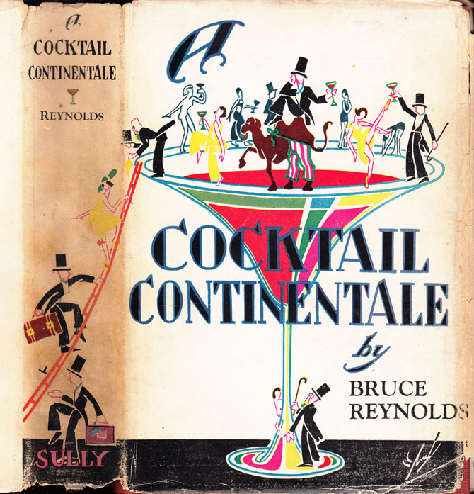 A Cocktail Continentale. Bruce REYNOLDS.