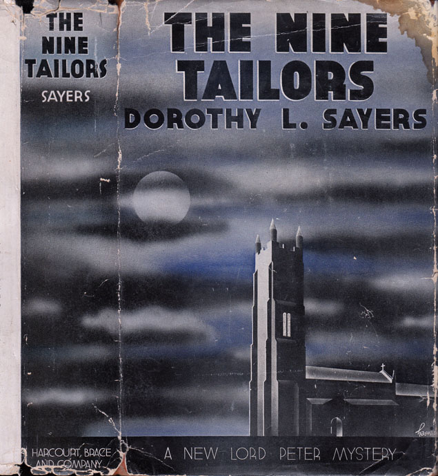 The Nine Tailors. Dorothy L. SAYERS.