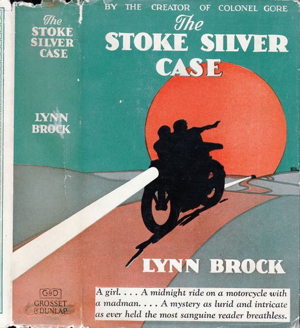 The Stoke Silver Case. Lynn BROCK.