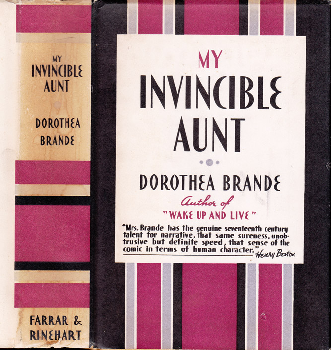 My Invincible Aunt. Dorothea BRANDE
