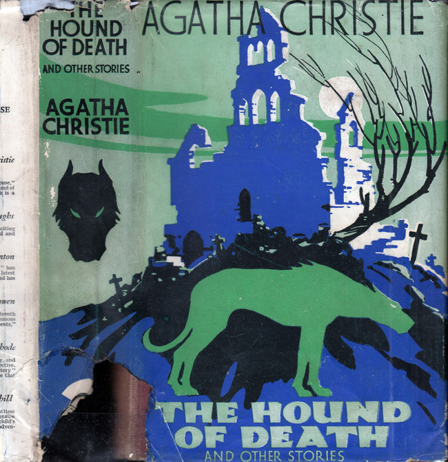 The Hound of Death and Other Stories. Agatha CHRISTIE