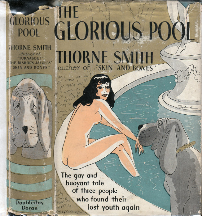 The Glorious Pool. Thorne SMITH