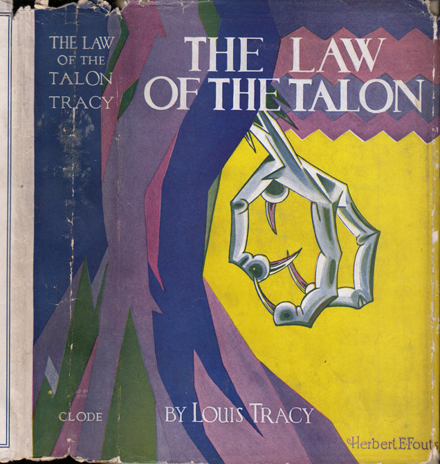 The Law of the Talon. Louis TRACY