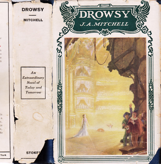 Drowsy [SIGNED]. John Ames MITCHELL