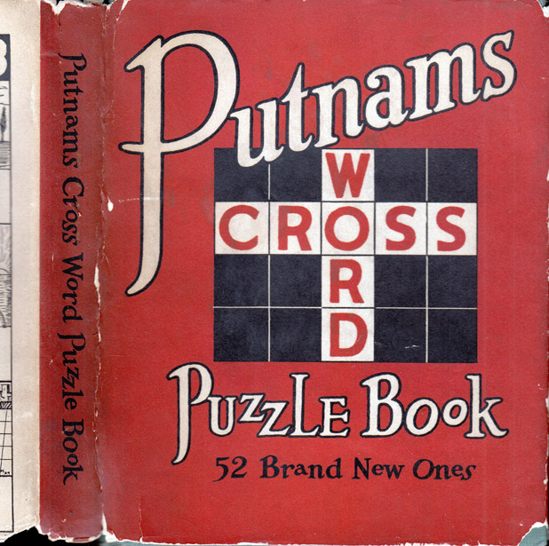 Putnams Crossword Puzzle Book. J. Clement BOYD, James Johnston Van Dyk