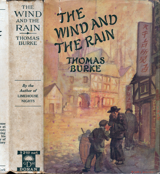 The Wind and The Rain. Thomas BURKE