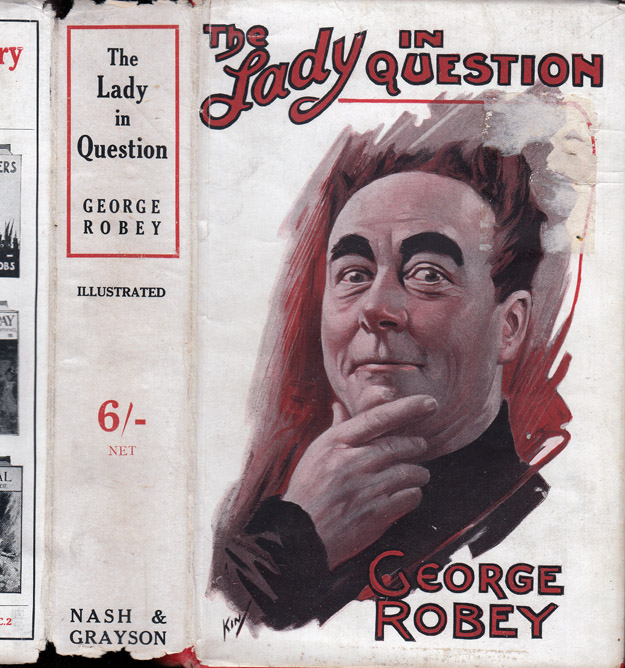 The Lady in Question and Other Stories. George ROBEY.