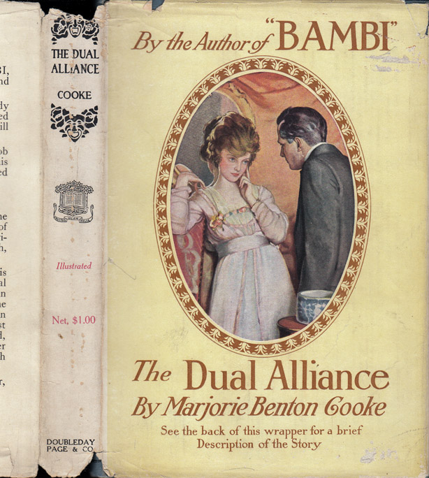 The Dual Alliance. Marjorie Benton COOKE