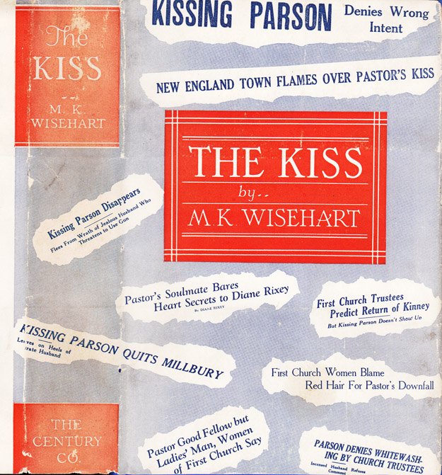 The Kiss. M. K. WISEHART