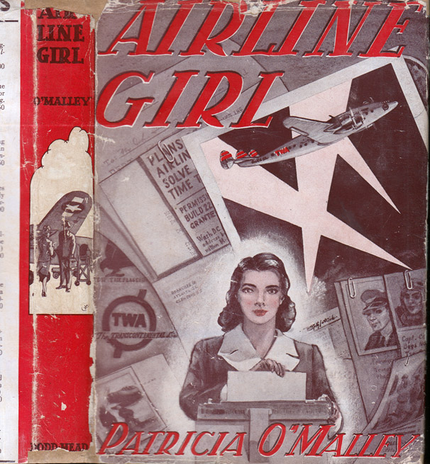 Airline Girl. Patricia O'MALLEY