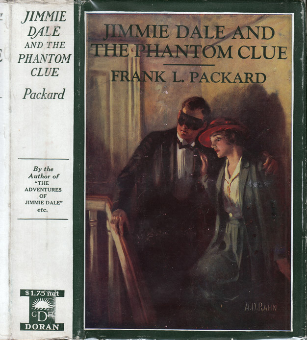 Jimmie Dale and The Phantom Clue. Frank L. PACKARD