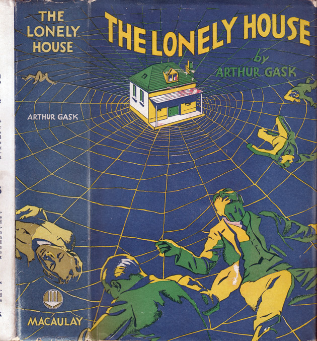 The Lonely House. Arthur GASK