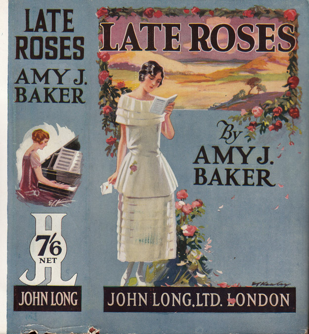 Late Roses. Amy J. BAKER