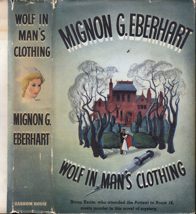 Wolf in Man's Clothing. Mignon G. EBERHART