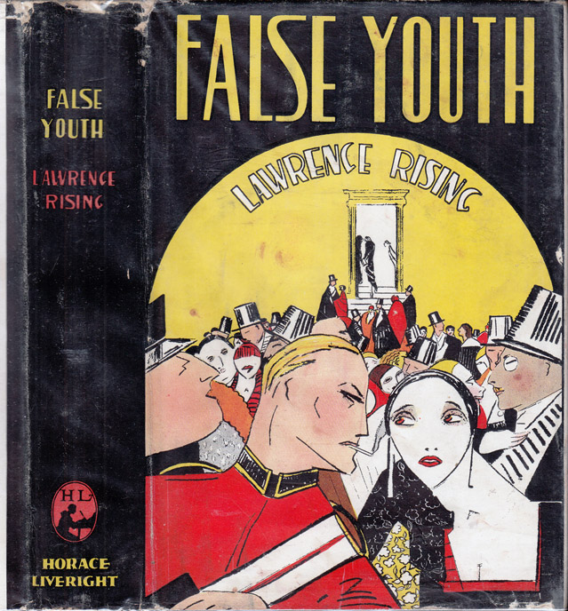 False Youth. Lawrence RISING.