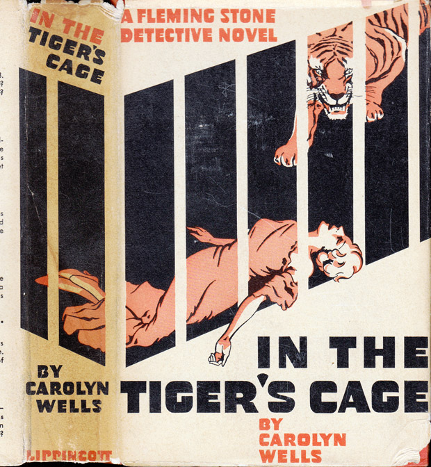In the Tiger's Cage. Carolyn WELLS.