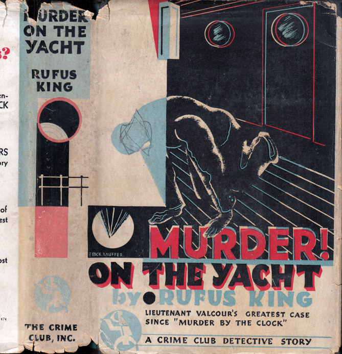 Murder on the Yacht. Rufus KING.