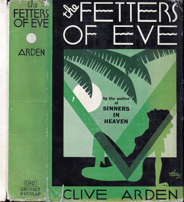 The Fetters of Eve. Clive ARDEN