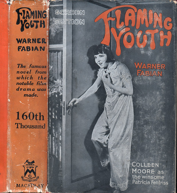 Flaming Youth. Warner FABIAN