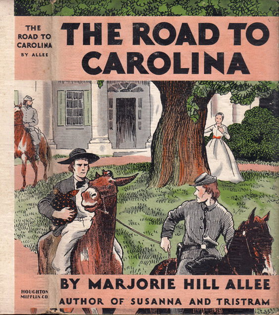The Road To Carolina. Marjorie Hill ALLEE