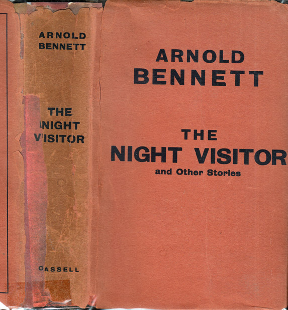 The Night Visitor and Other Stories. Arnold BENNETT