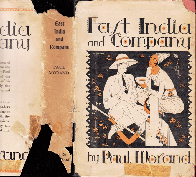East India and Company. Paul MORAND