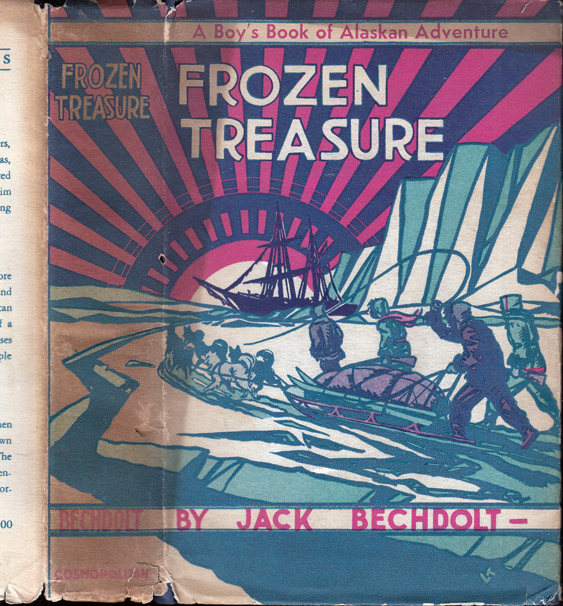 Frozen Treasure. Jack BECHDOLT