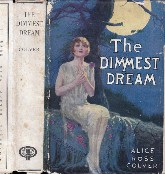The Dimmest Dream. Alice Ross COLVER