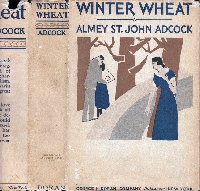 Winter Wheat. Almey St. John ADCOCK