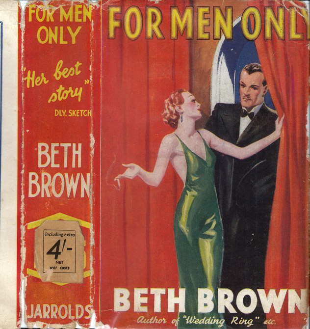 For Men Only. Beth BROWN