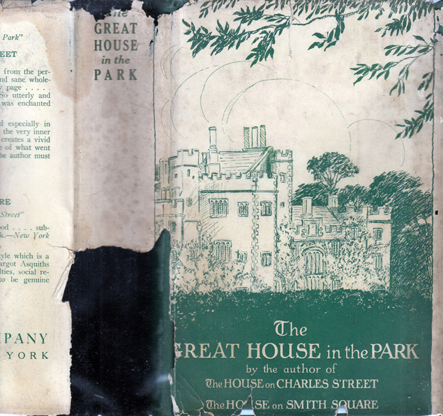 The Great House in the Park. ANONYMOUS